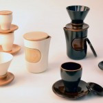 大八島 coffee set